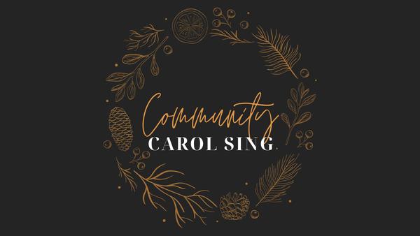 Community Carol Sing