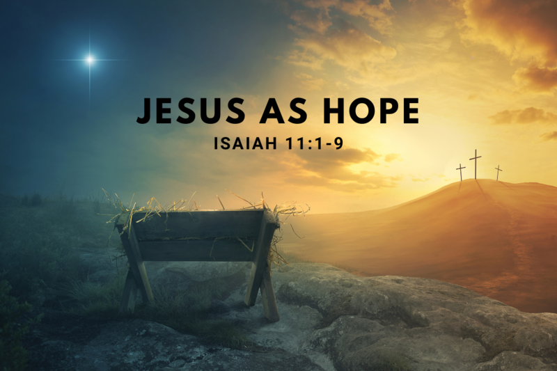 Jesus as Hope