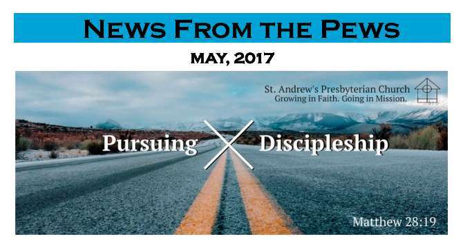 News from the Pews - May image