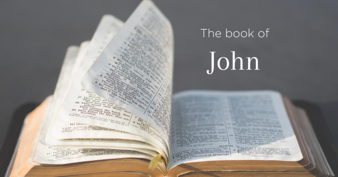 The Gospel of John ft. Pastor Tim Horman