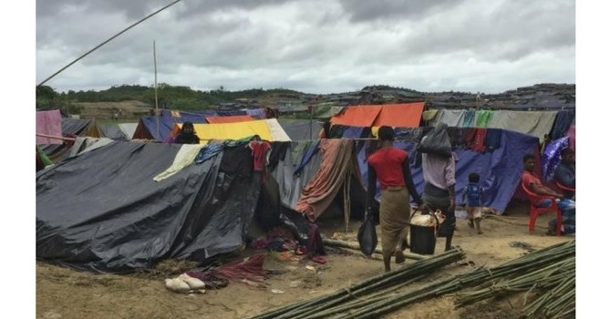 Government Matching Donations to the Rohingya Crisis image