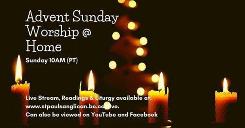 20 Dec Sunday Worship Online