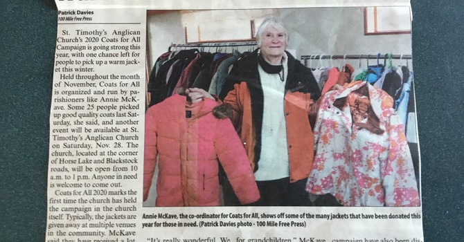 COATS FOR ALL image