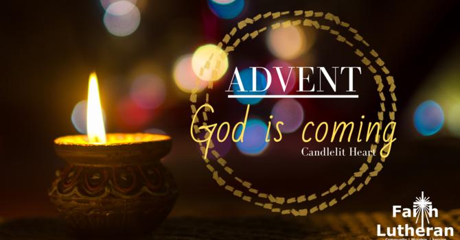 Advent Evening Prayer Service