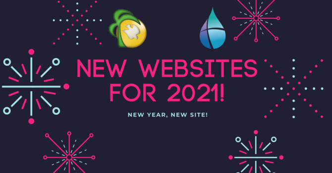 New Year, New Website! image
