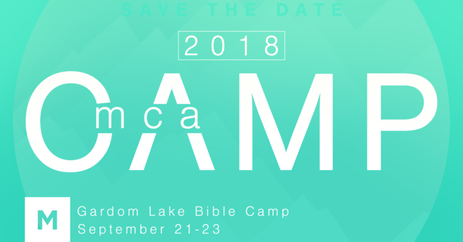 Registration deadline of Sept 10 for MCA Camp image
