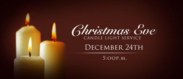 Annual Christmas Eve Service
