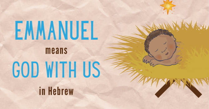 Nativity Play This Sunday image