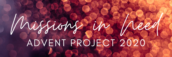 Advent Project 2020 · Missions in Need
