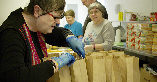 Fredericton community kitchens — at the heart of hunger image