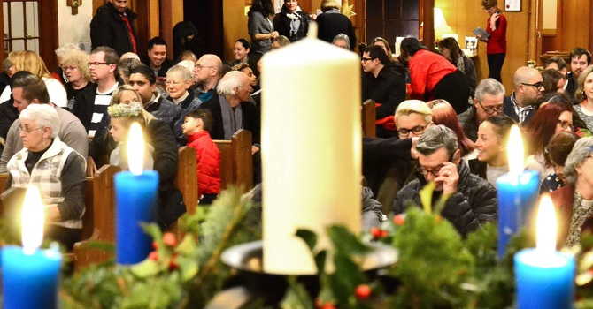 Christmas Eve Choral Eucharist
