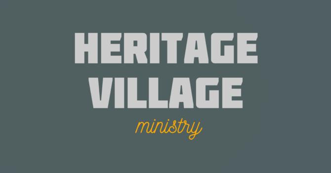 Heritage Village Ministry