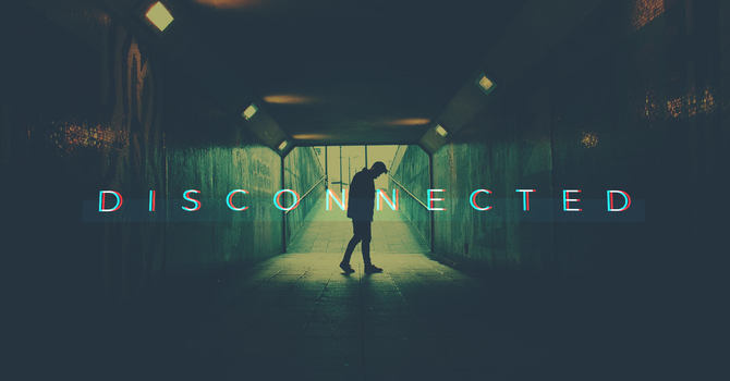 Disconnected image