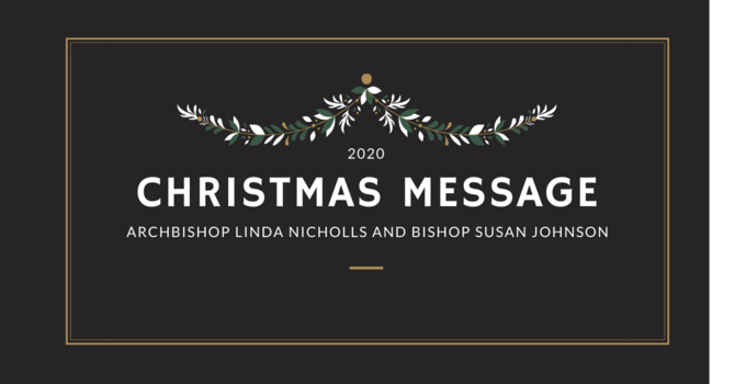 Joint Christmas message from the primate and ELCIC national bishop image