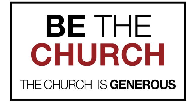 Generosity is an Act of Grace