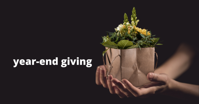 What you need to know about Year-End Giving image