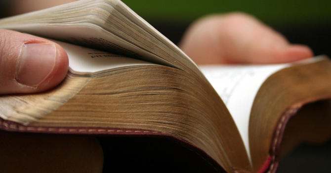 Scripture Reading Plan image