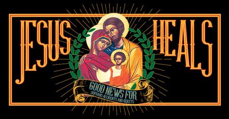 Jesus Heals 2017
