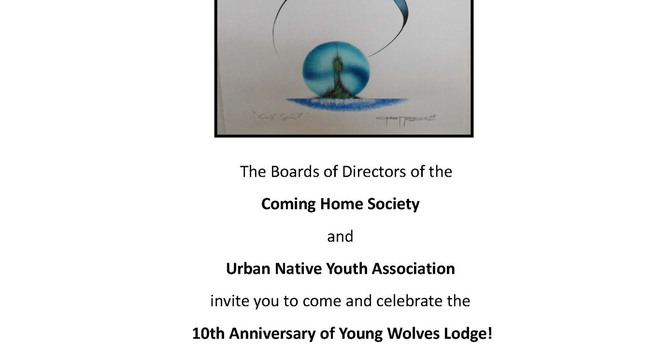 10th Anniversary of Young Wolves Lodge image