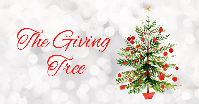The Giving Tree Update image