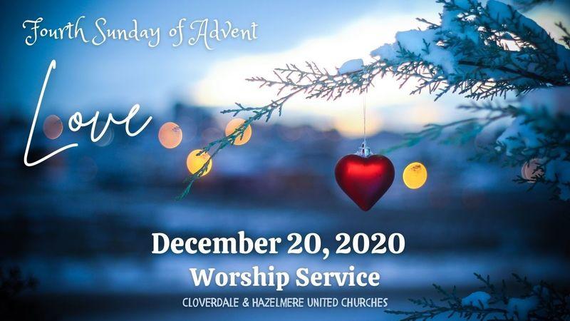 Advent(4) - Love