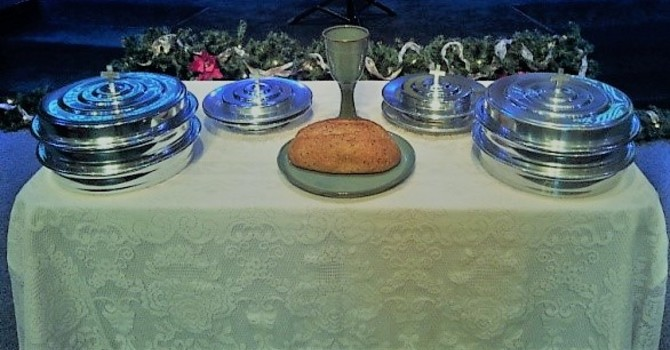 Communion and Mission