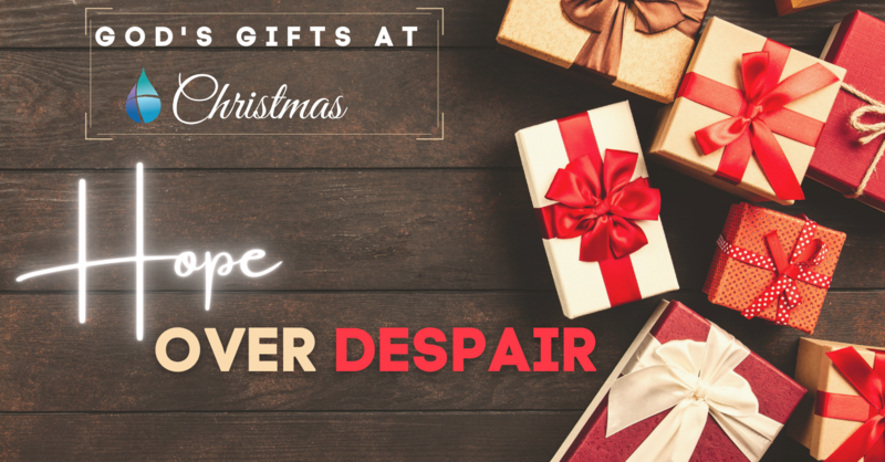 Christmas Hope Over Despair