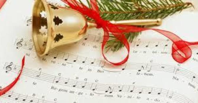 A Gift of Christmas Music from Gloria! image