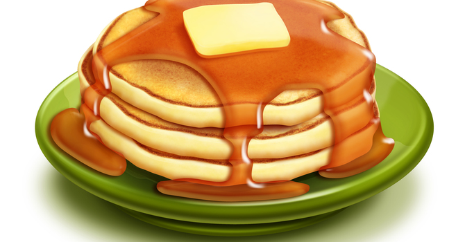 Shrove Tuesday Pancake Supper image