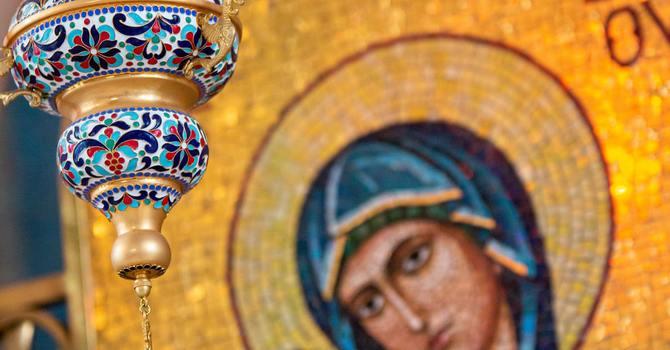 Say yes to God, Be Theotokos, this Christmas