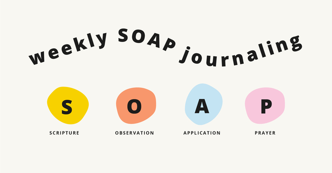 WEEKLY SOAP JOURNAL