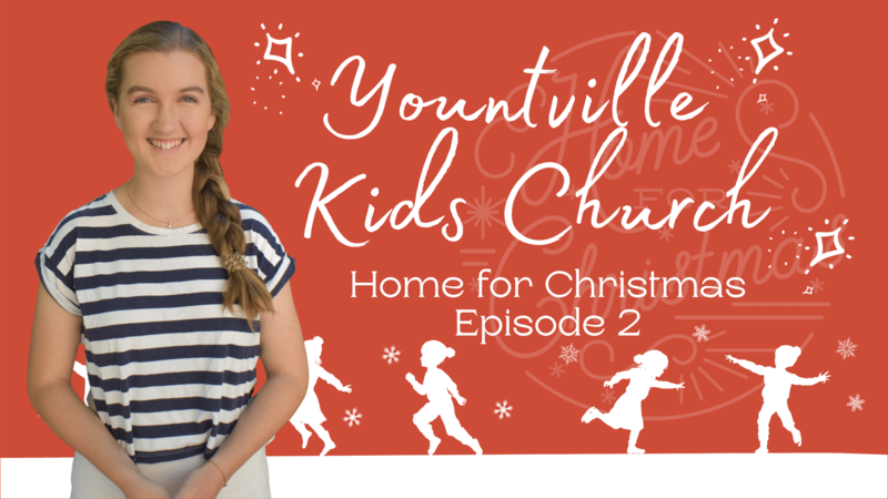 Kids Home for Christmas