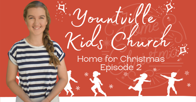 Kids Home for Christmas