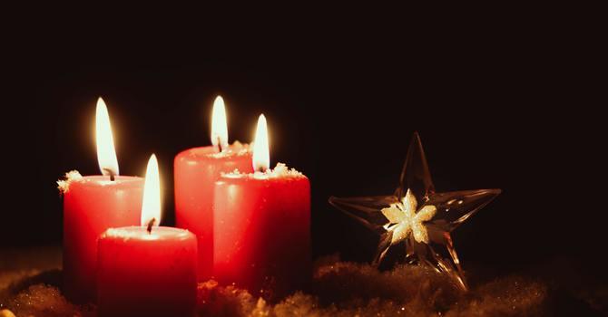 Advent 4 - Sunday, December 20, 2020 image