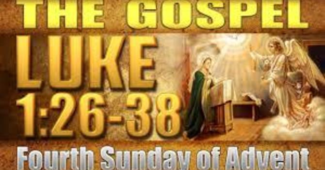 Gospel of Luke image