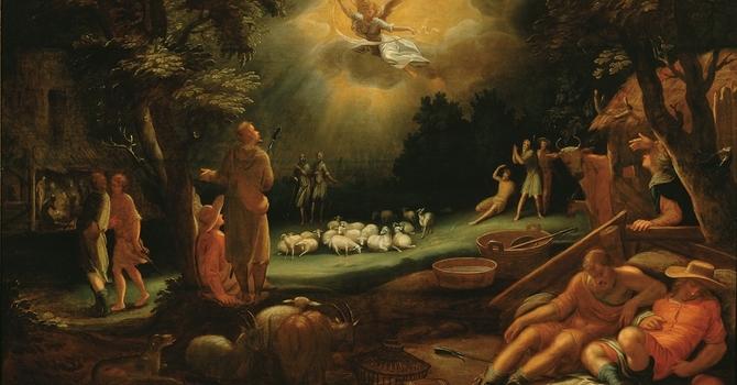The Shepherd's Tale image
