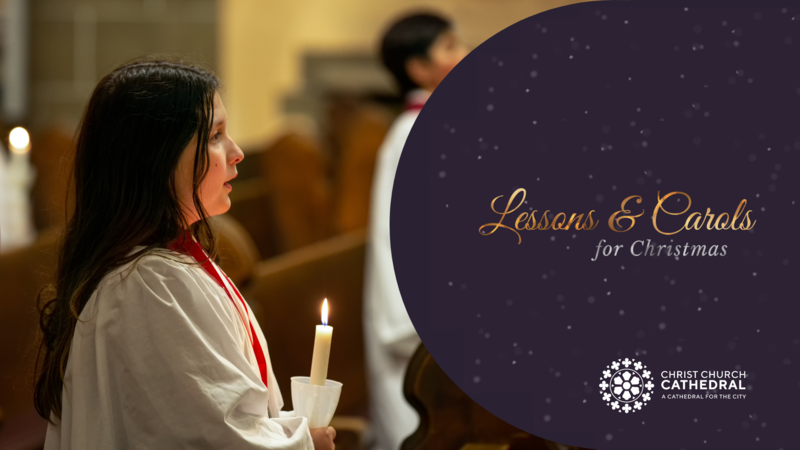 Service of Lessons and Carols for Christmas