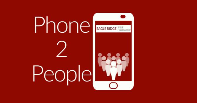 Phone 2 People Initiative image