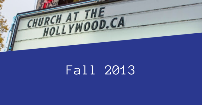 Last Sunday at the Hollywood ft. Pastor Tim Horman