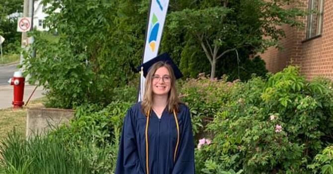 Congratulations to Emma Garnett, 2020 Grad! image
