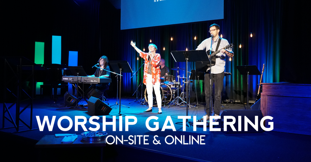 Live-Streamed Worship Service