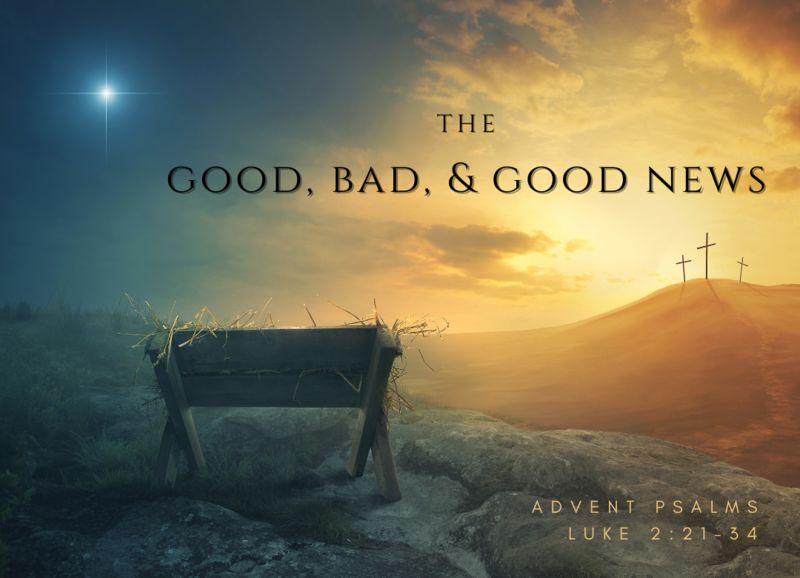 The Good, Bad, & Good News