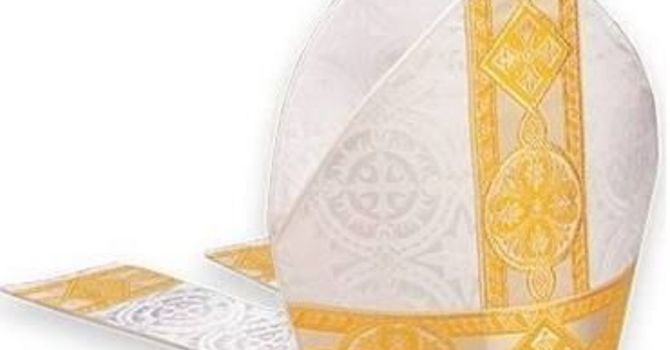 Consecration and Ordination of a Bishop