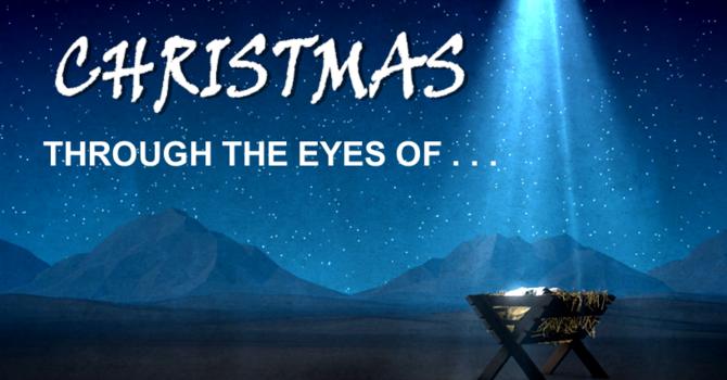 Christmas Through The Eyes Of Simeon
