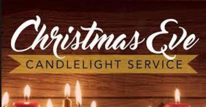 Christmas Eve - Candlelight Evening Prayer Service