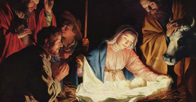 Christmas Mass Times image