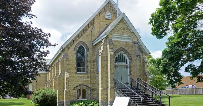 St. John's Church, Glencoe