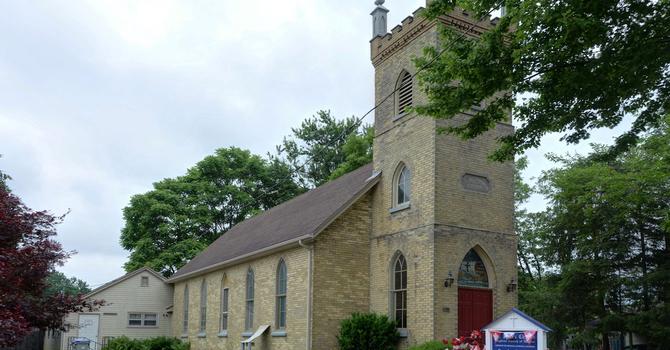 St. Jude's Church, Mount Brydges