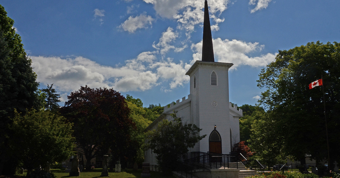 Christ Church, Port Stanley