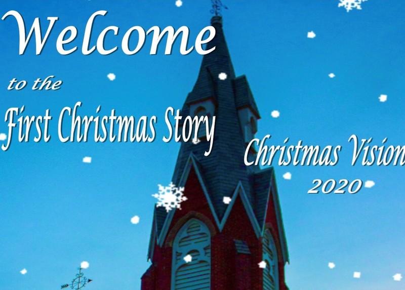 First Christmas Story Livestream